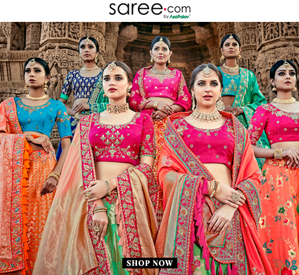 Bridesmaids in Lehenga