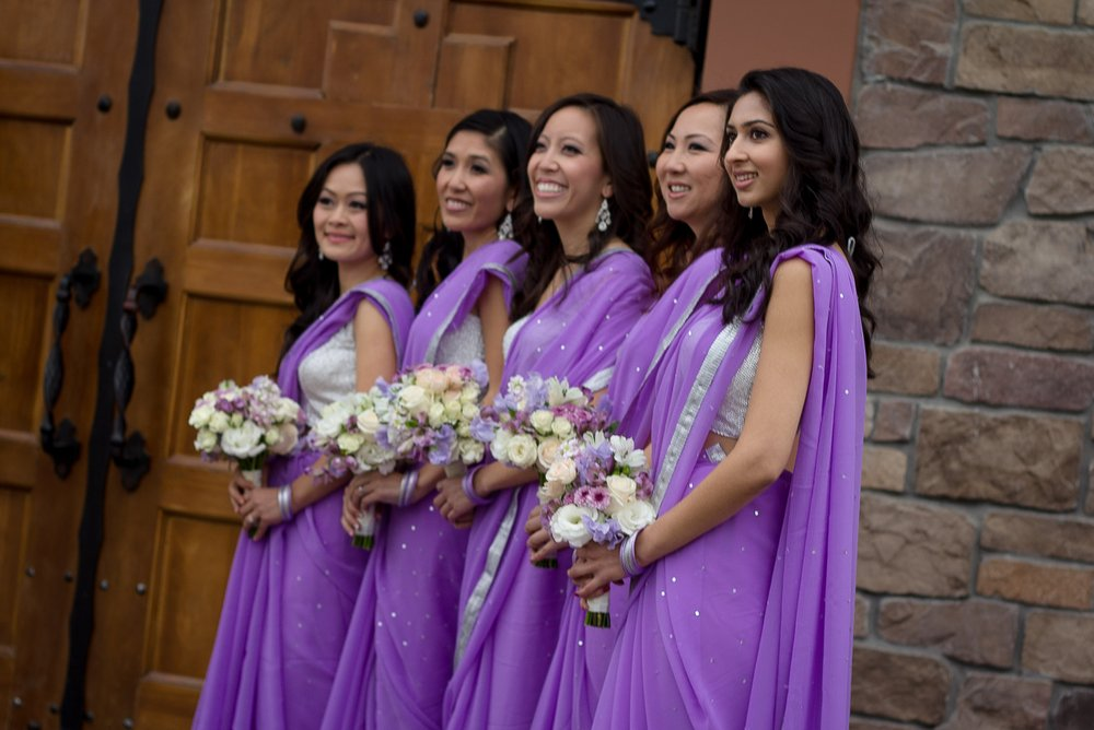 HOW TO CHOOSE A BRIDESMAID SAREE? - Saree.com