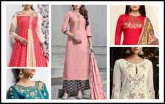 20 Must Have Indian Suit Neck Designs For Every Salwar Suit Lover