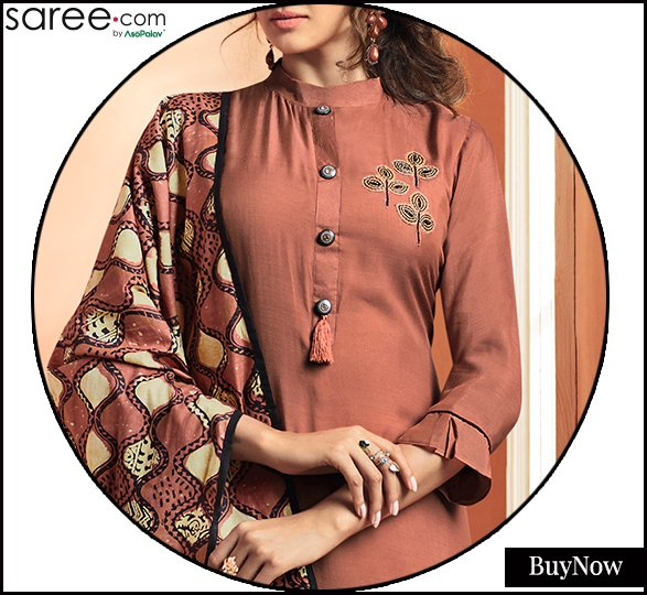 20 Must Have Indian Suit Neck Designs For Every Salwar