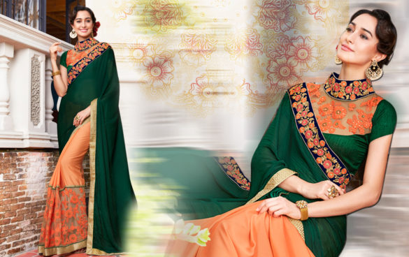 Blog-banner Saree Style for Skinny Women