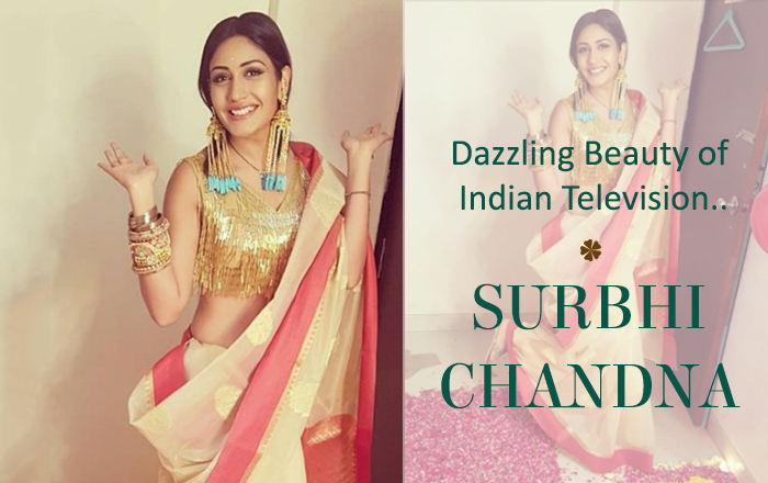 SURBHI CHANDNA SLAYS AS ANIKA IN 'ISHQBAAZ'