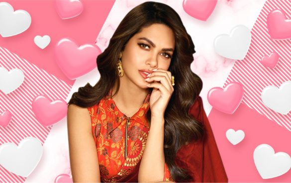 Indian Ethnic Outfits for Valentine's Day