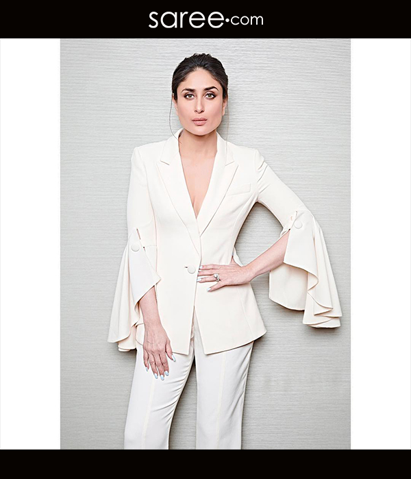 Kareena Kapoor in White Jeans