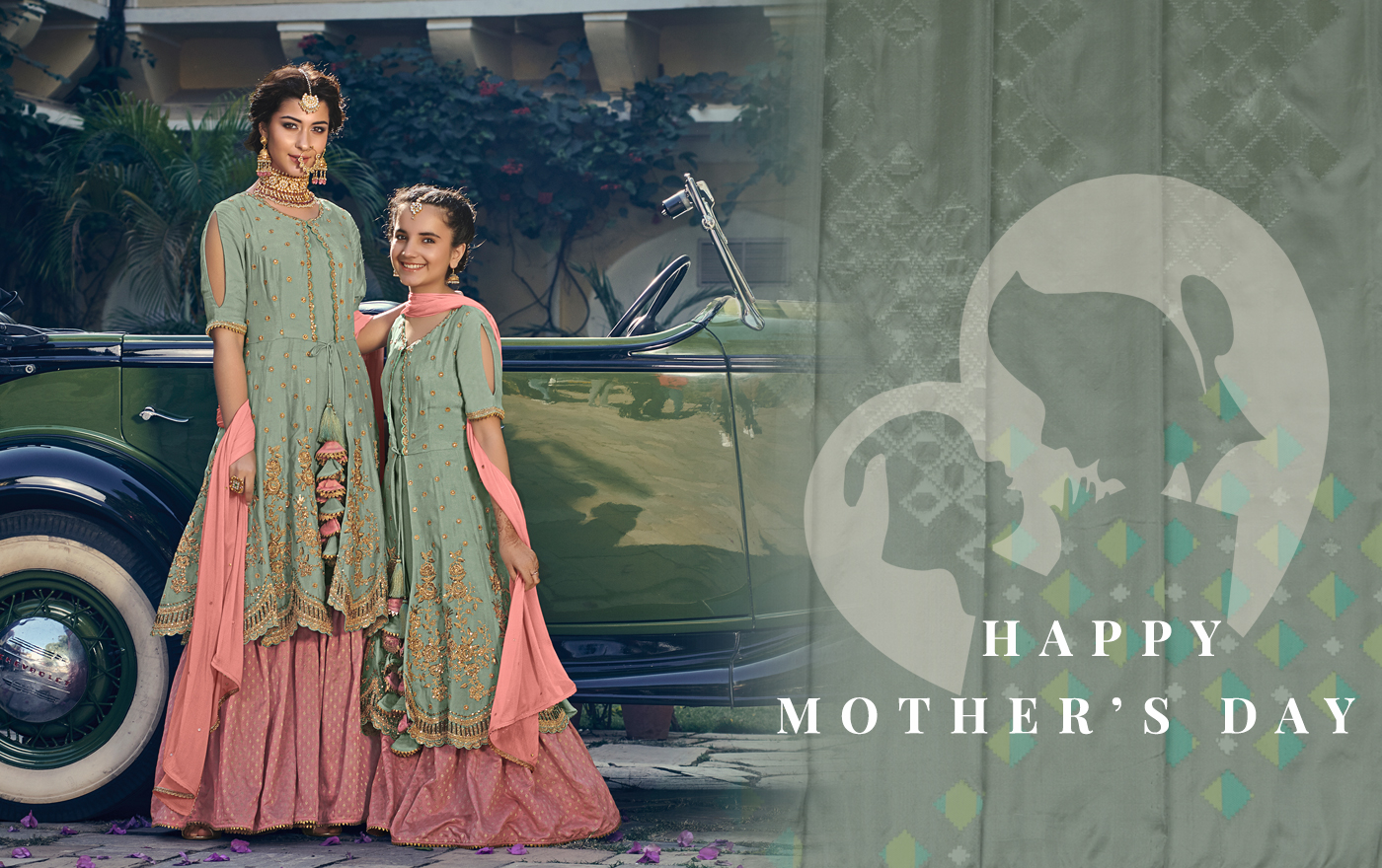 How to choose the best saree for your mom – for Mother's Day?