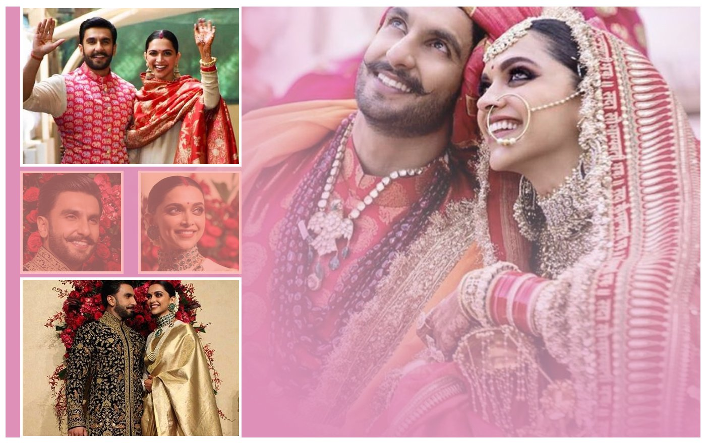 Fashion and Style Take Aways from the DeepVeer Wedding