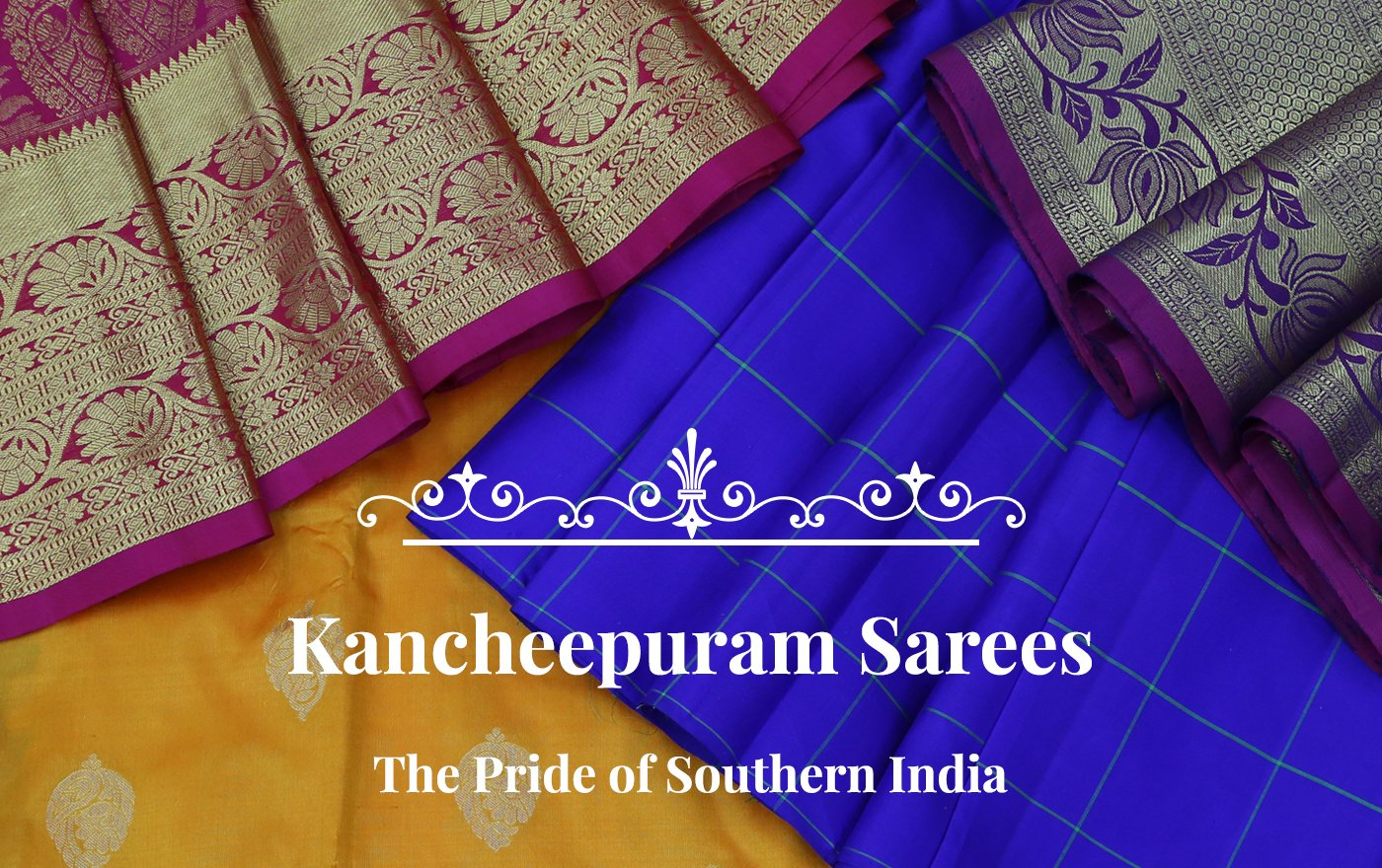 6fc0e83809a Kanjeevaram Handloom Sarees - the Pride of Southern India