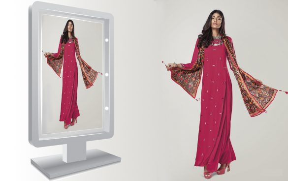 How to look slim in a kurti