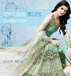 Icy Cool Blue Collection