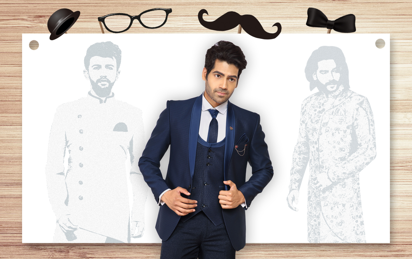 Dapper-Looking Kurtas That You Can Wear For Your Sibling's Wedding