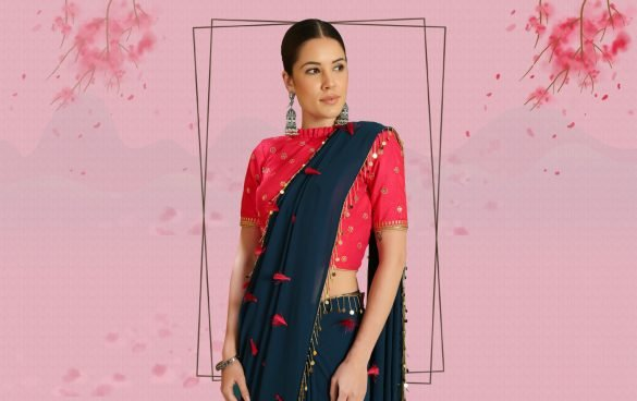 Firdaus- Sarees That Celebrate The Eternal Beauty Of Indian Sarees