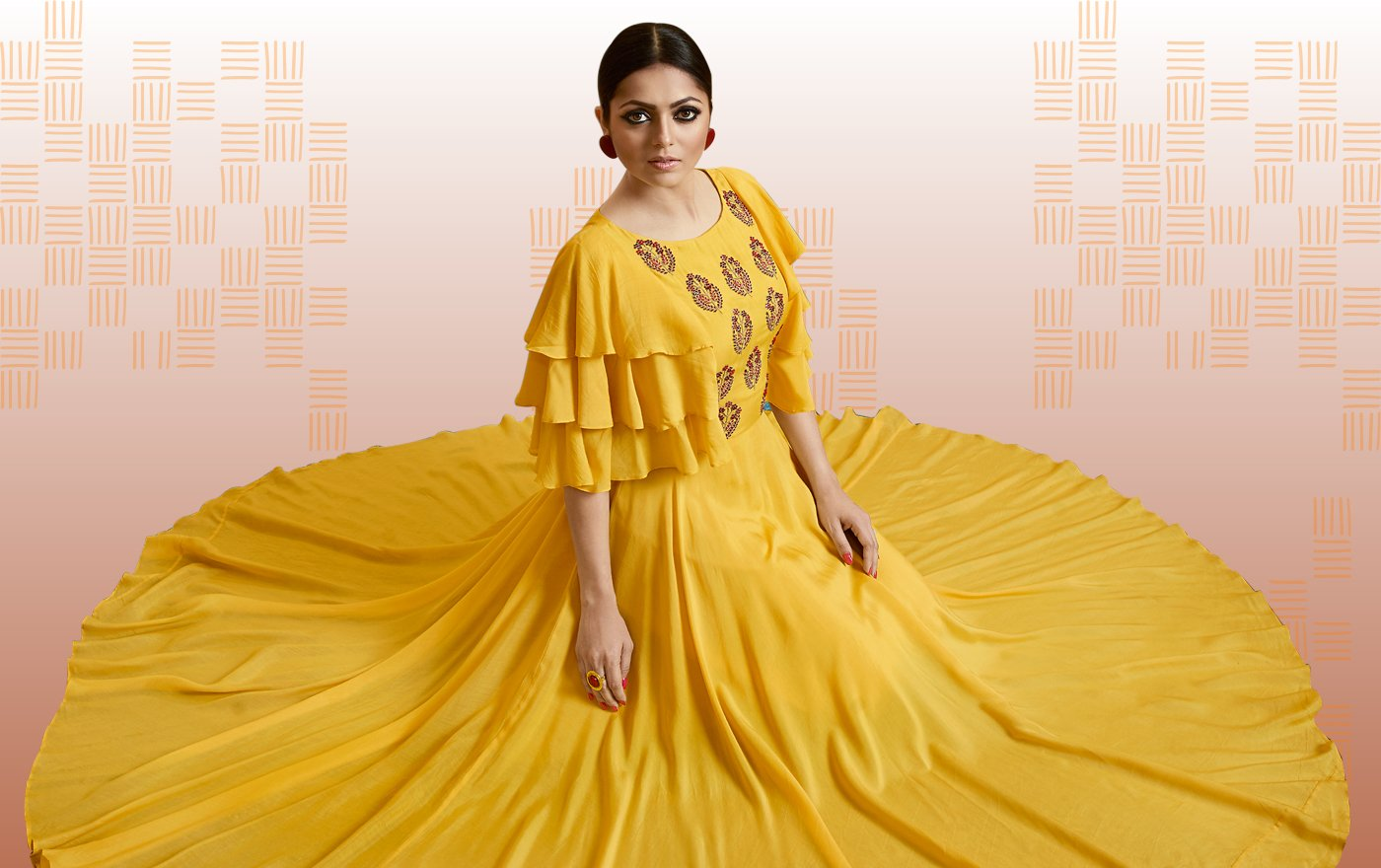 10 Amazing Outfit Ideas For Haldi Ceremony