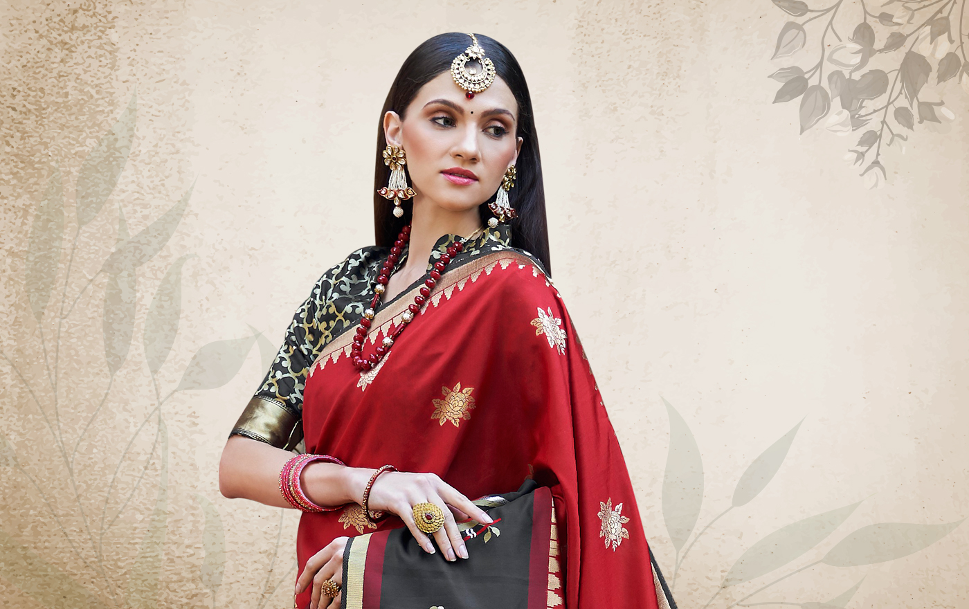 Red Dresses – The Color of Indian Tradition
