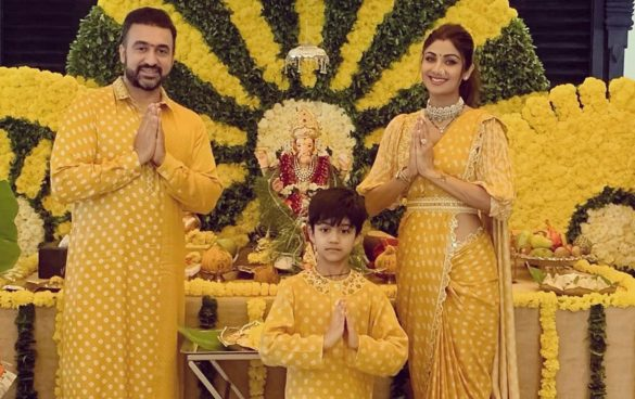 Celebs look for Ganesh Chaturthi