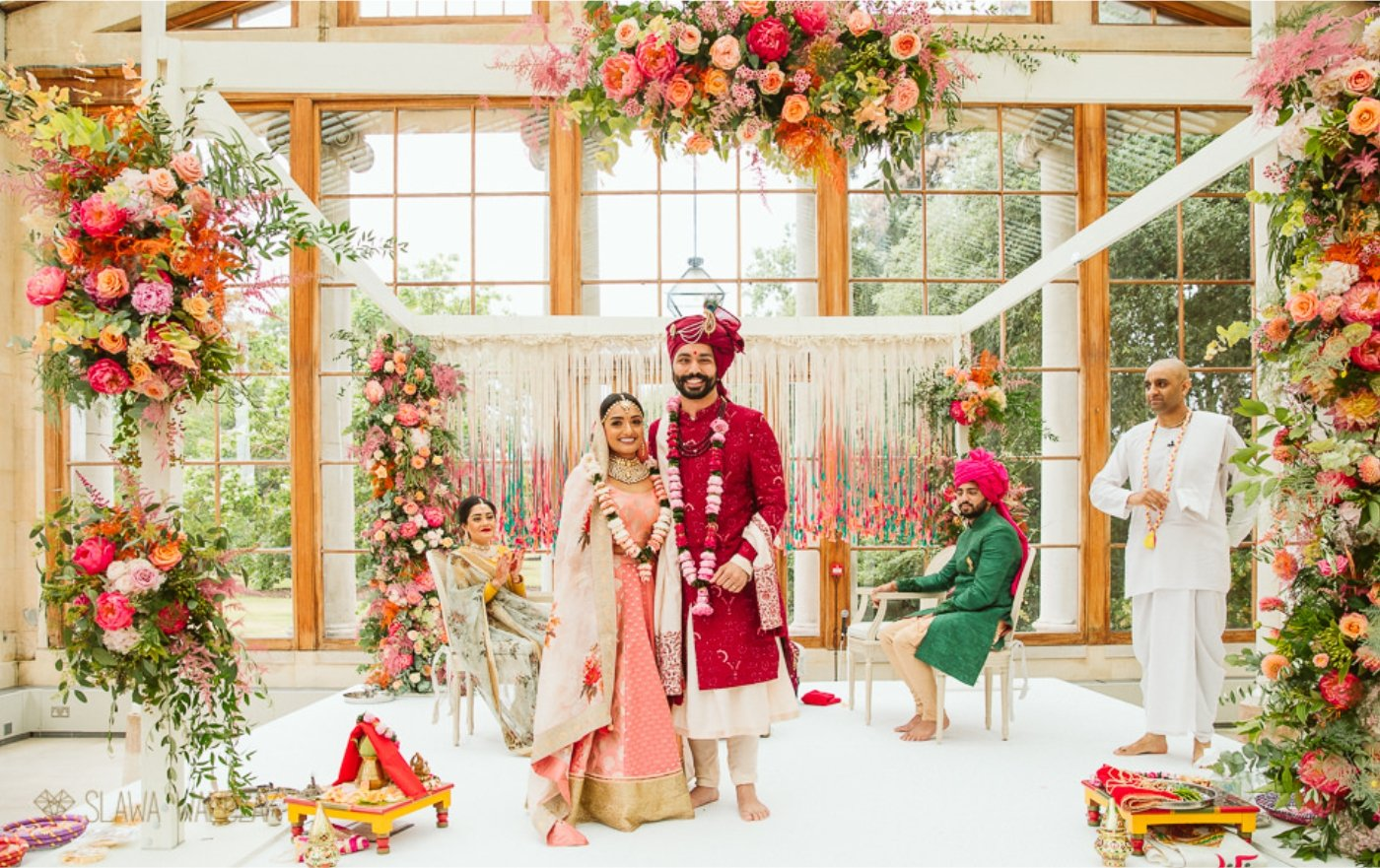 Top 5 Indian Wedding Venues In New Jersey