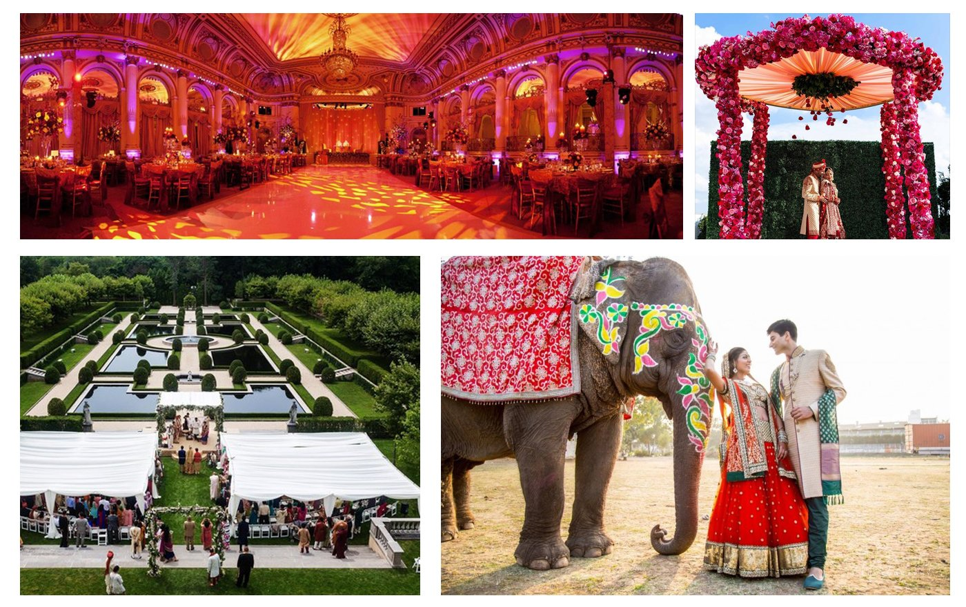 Best Indian Wedding Venues In Newyork
